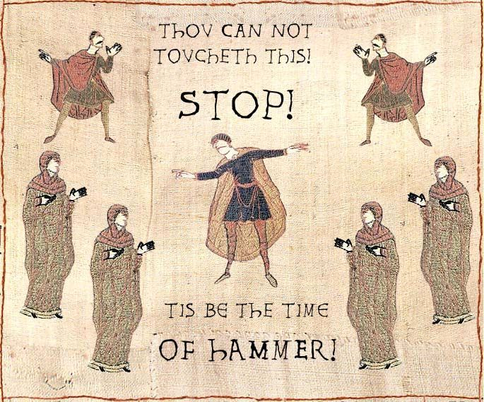 Image 12743 Medieval Tapestry Edits Know Your Meme