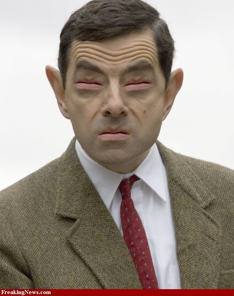 Image 40082 If Mr Bean Was Know Your Meme