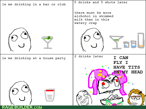 Drinking Problem By Caitycat03 Meme Center