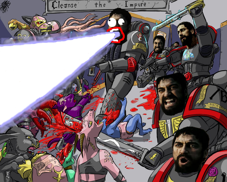 Image 208923 Warhammer 40 000 Know Your Meme