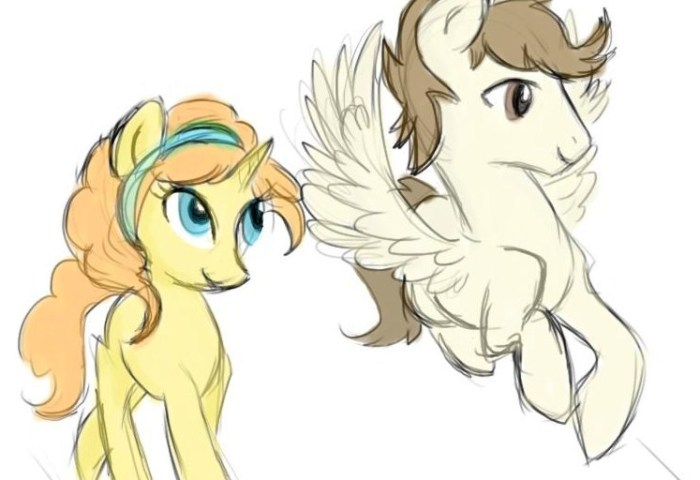 Pumpkin And Pound My Little Pony Friendship Is Magic Know Your Meme