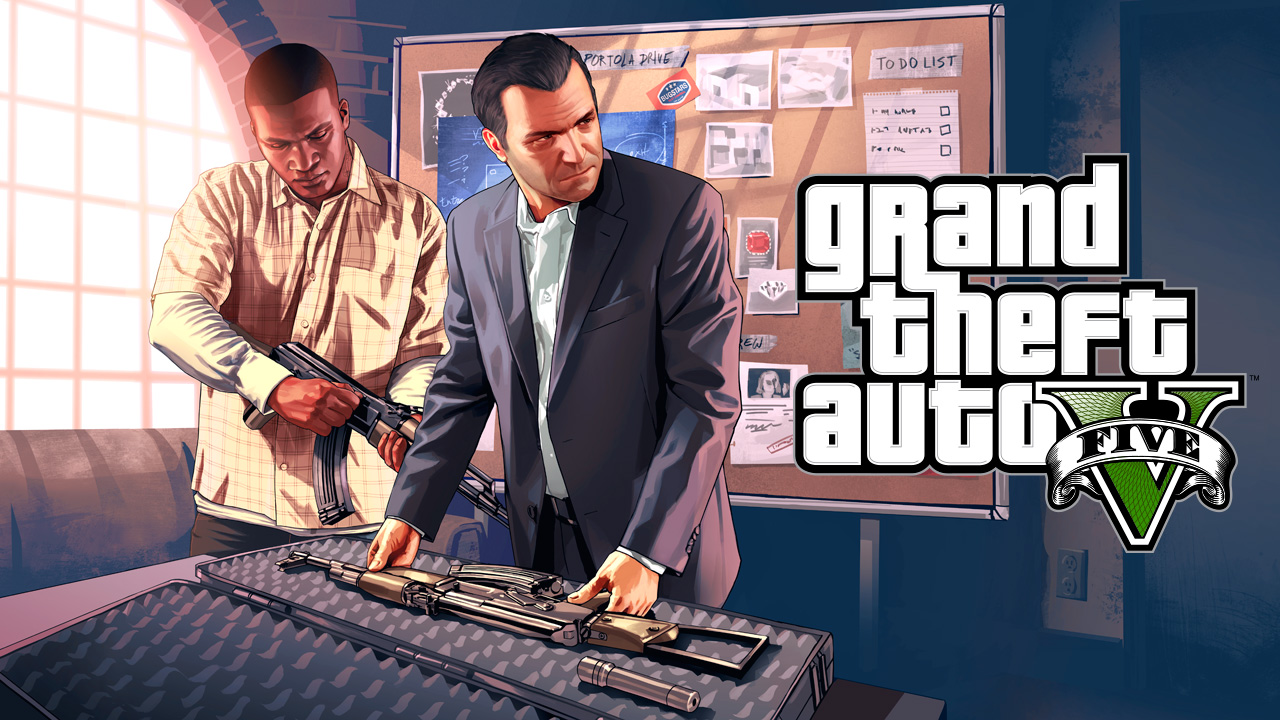 Gta V Heists Grand Theft Auto Know Your Meme