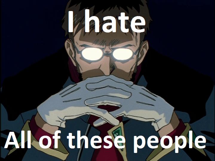 Evangelionmemes Evangelion Badass Shinji Fanfiction