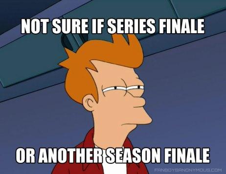 Futurama - Not Sure if Series Finale or Season Finale | Futurama Fry / Not  Sure If | Know Your Meme