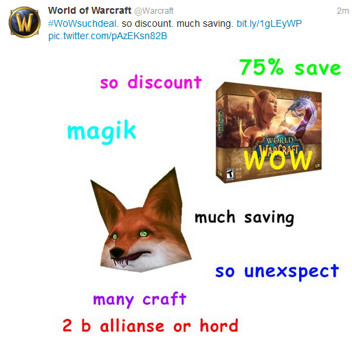 Wow Such Deal Doge Know Your Meme