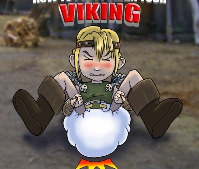 How To Potty Train Your Viking