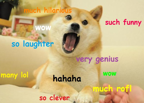 Doge Much Funny Doge Know Your Meme