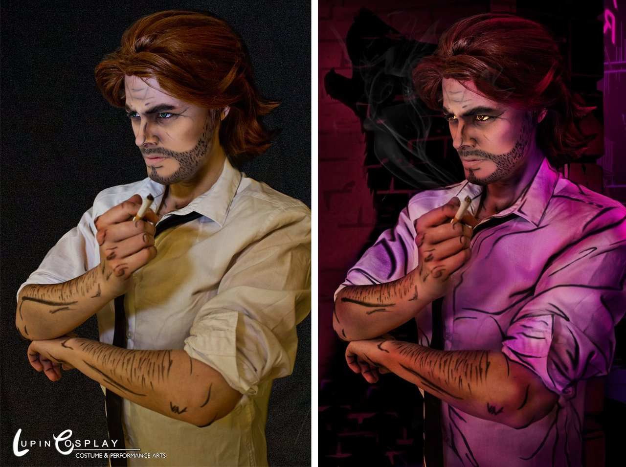 Bigby Wolf Cosplay Cosplay Know Your Meme