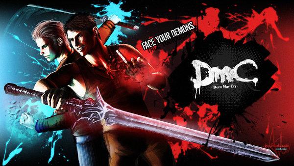 Shin Megami Tensei Nocturne Dmc Devil May Cry Dante Video Game