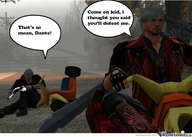 Devil May Cry Meme By Zombiecarnage10 Memedroid
