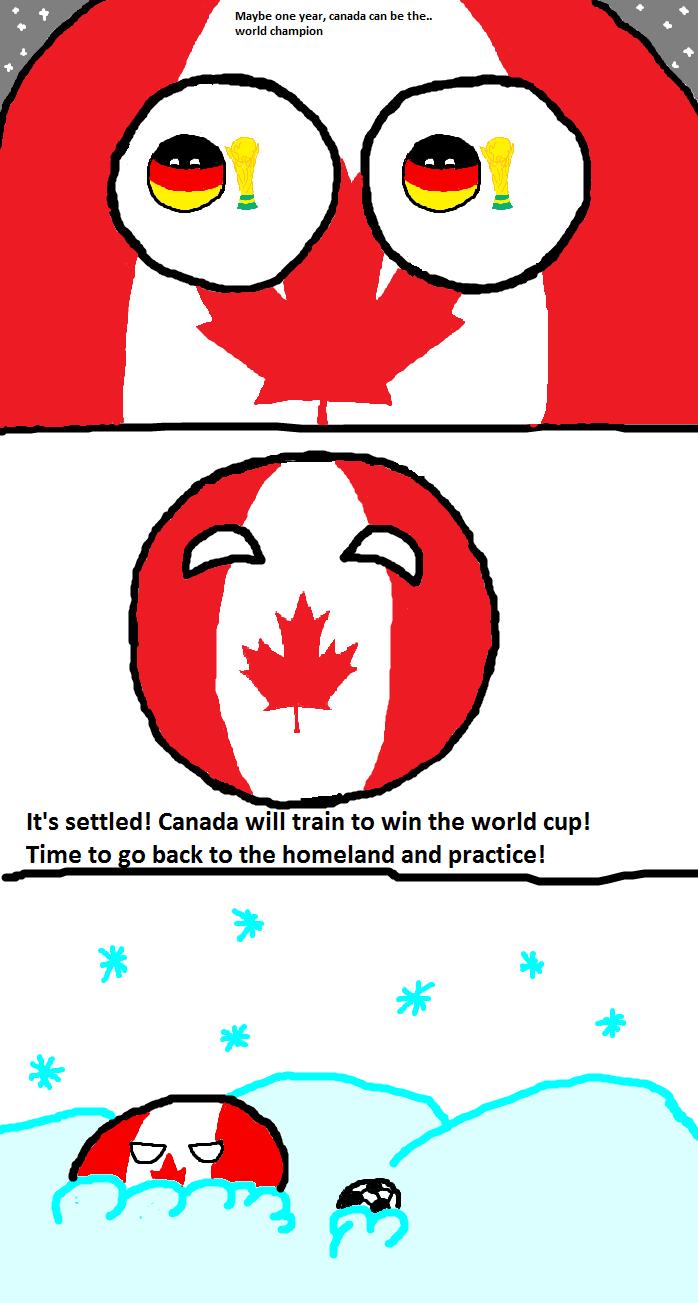 Canadian Sino Friendship Polandball