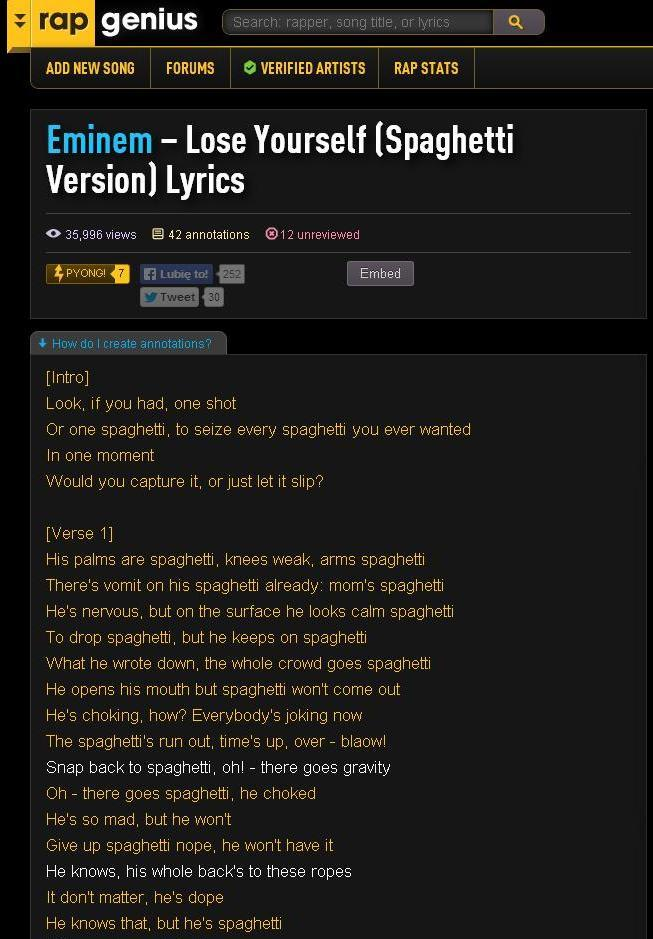 Genius Over Explaining Lyrics Is My New Favorite Thing Comedyheaven