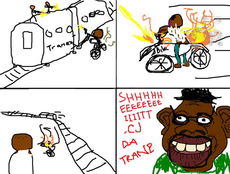 Follow The Damn Train Cj Memes Gifs Imgflip