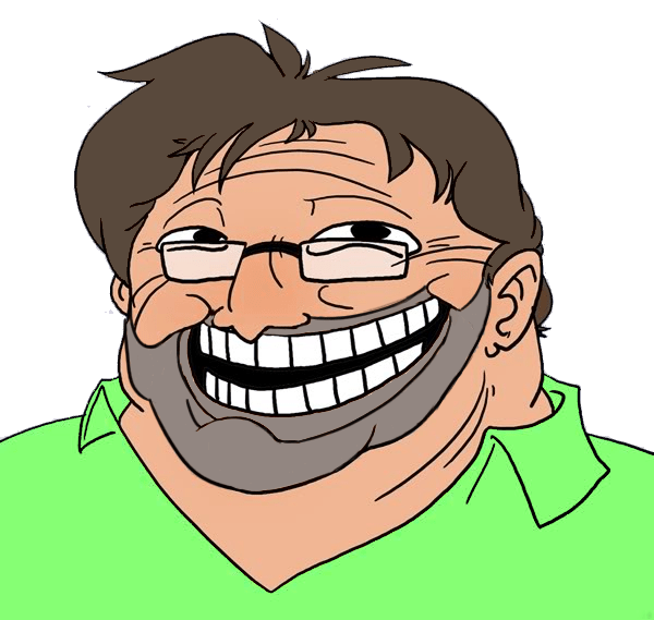Original Gaben The Troll Avatar Gaben The Troll Know Your Meme
