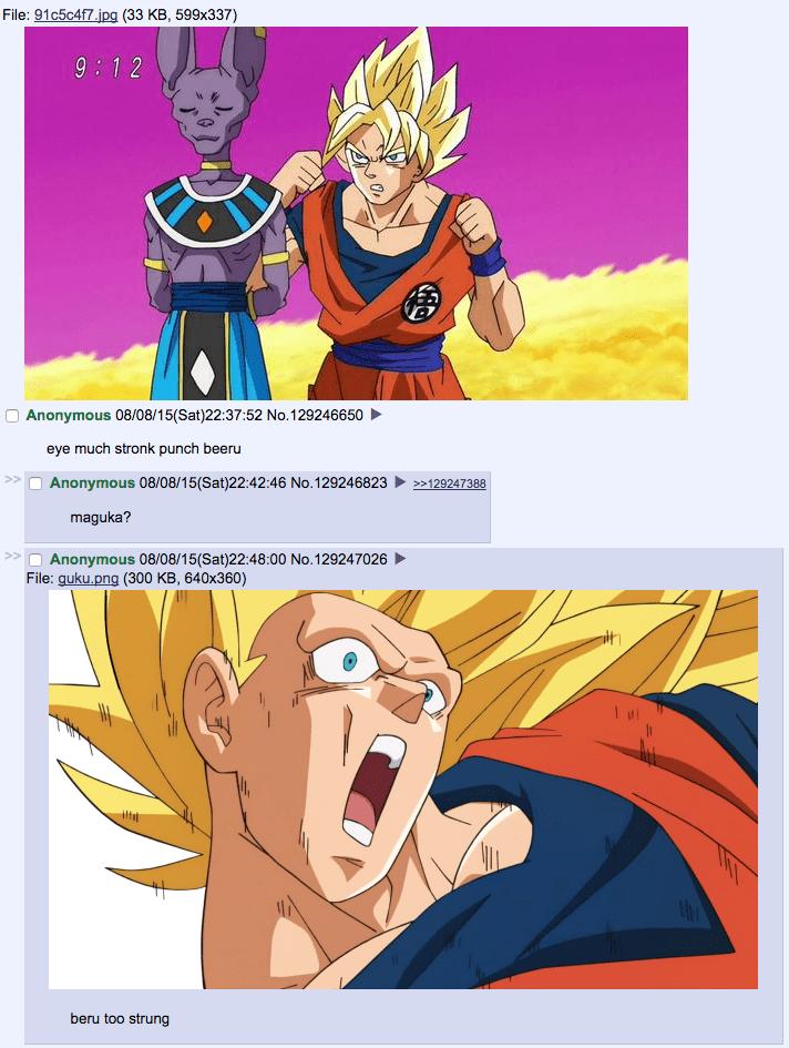 Beru Too Strung Dragon Ball Super Quality Controversy Know