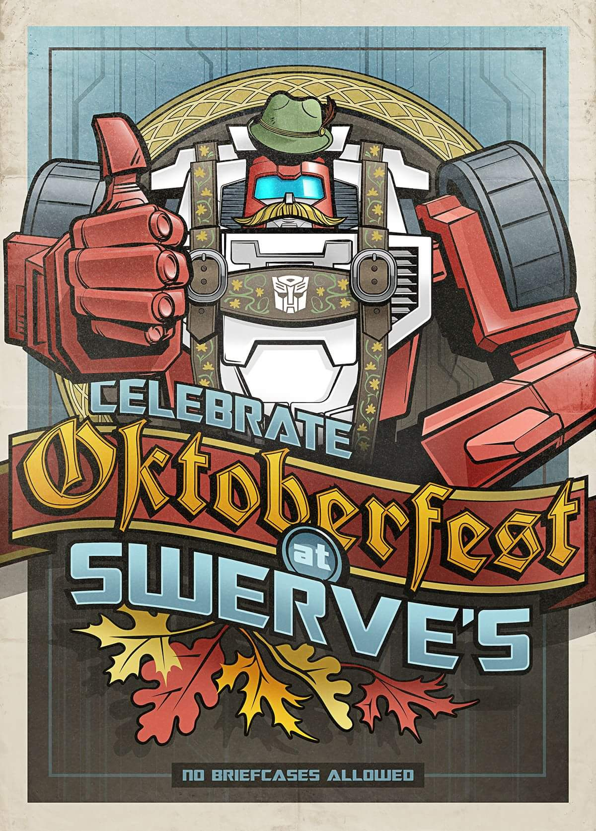 Oktoberfest Transformers Know Your Meme