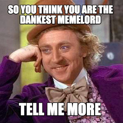 Image result for memelord