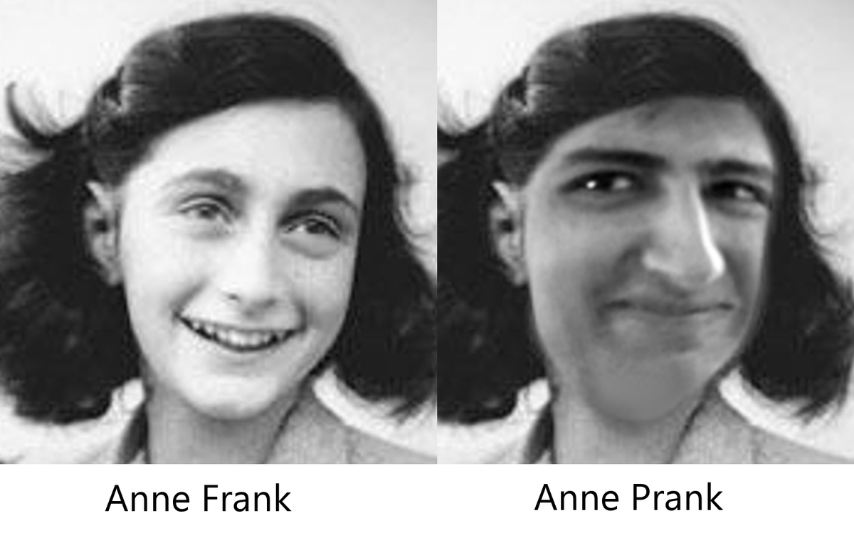 585718 1000 Hours In Ms Paint Anne Frank In The Aeroplane Over