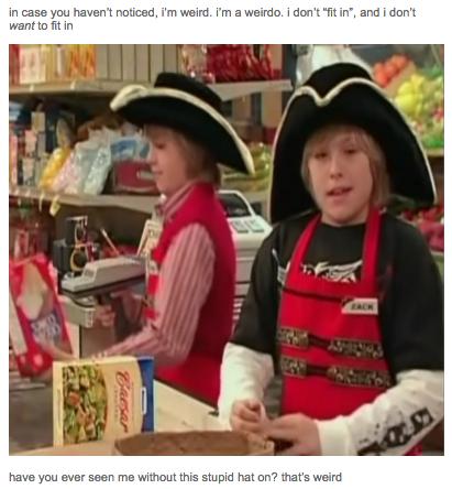 Zack And Cody Jughead S I M Weird Speech Know Your Meme