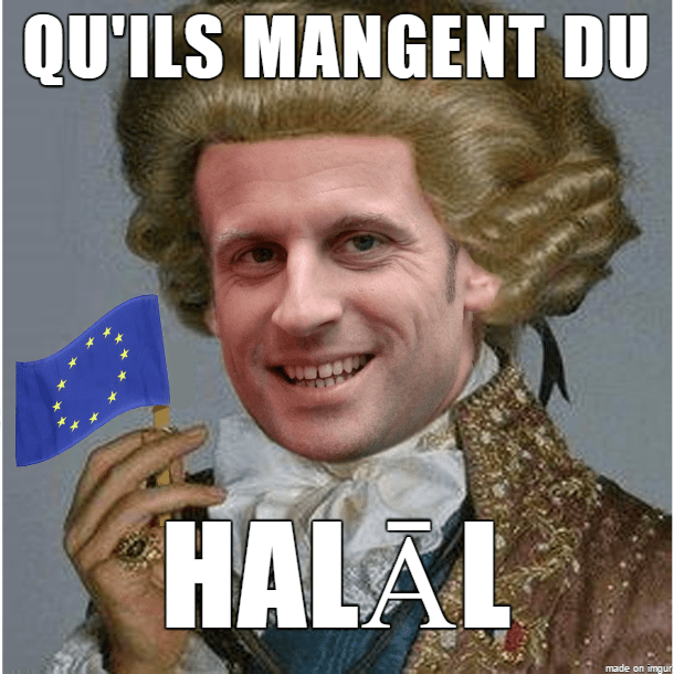 Aristocrat Macron 2017 French Presidential Election Know Your Meme