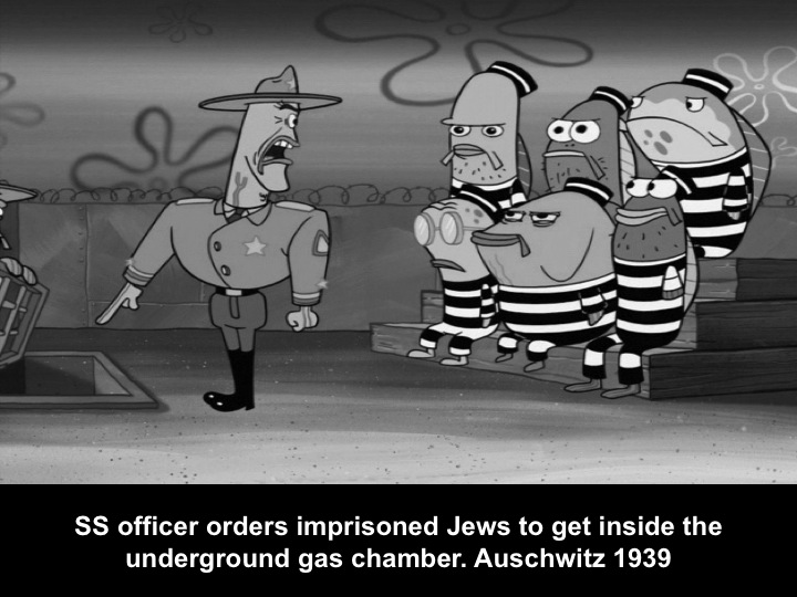 The Holocaust In A Nutshell Fake History Know Your Meme