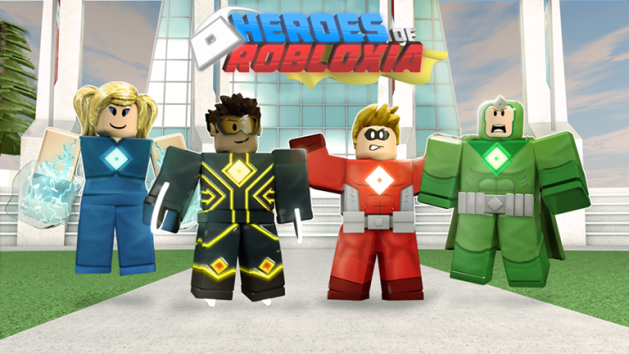 Heroes of Robloxia   Roblox   Know Your Meme HERDES Roblox Minecraft games toy