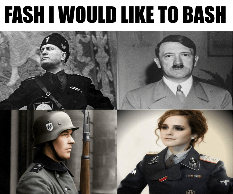 Bash The Fash Things I Want To Ride Know Your Meme