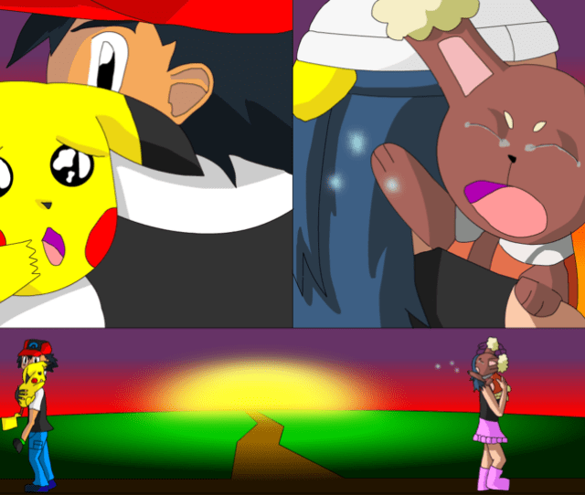 By Charlot Sweetie Pikachu Pokemon X And Y Pokemon Channel Ash Ketchum Cartoon Yellow Vertebrate