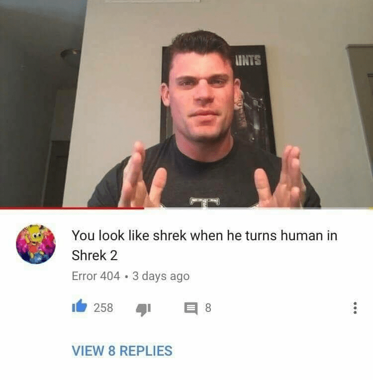 Living La Vida Loca Intensifies Shrek Know Your Meme