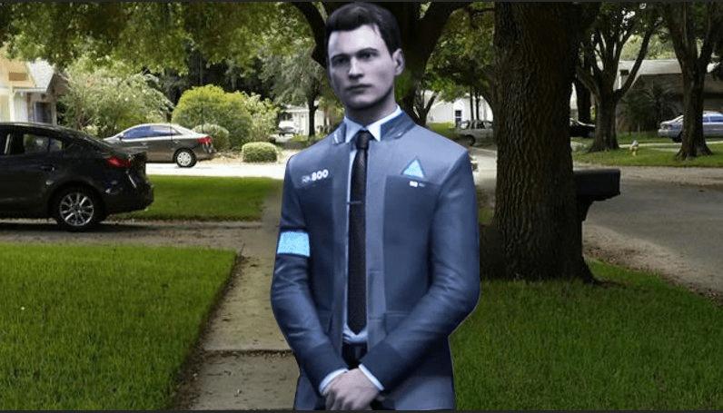Detroit Become Human On Crack 10 Funniest Dbh Meme Compilation