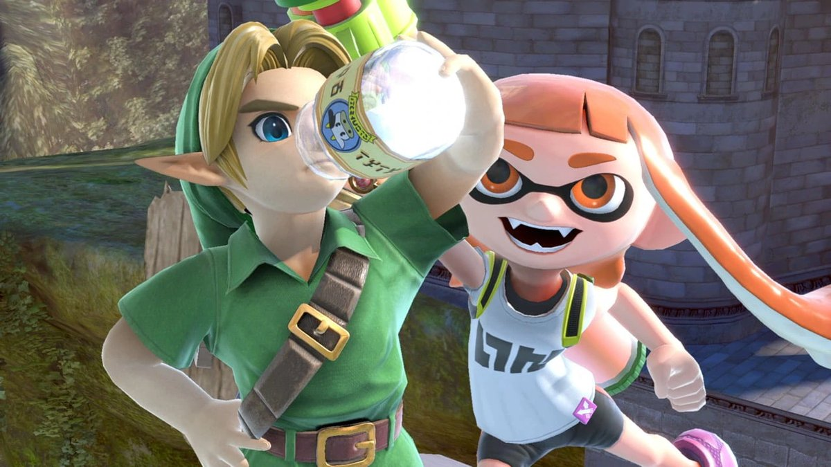 No Young Link Was Harmed In The Making Of This Post By