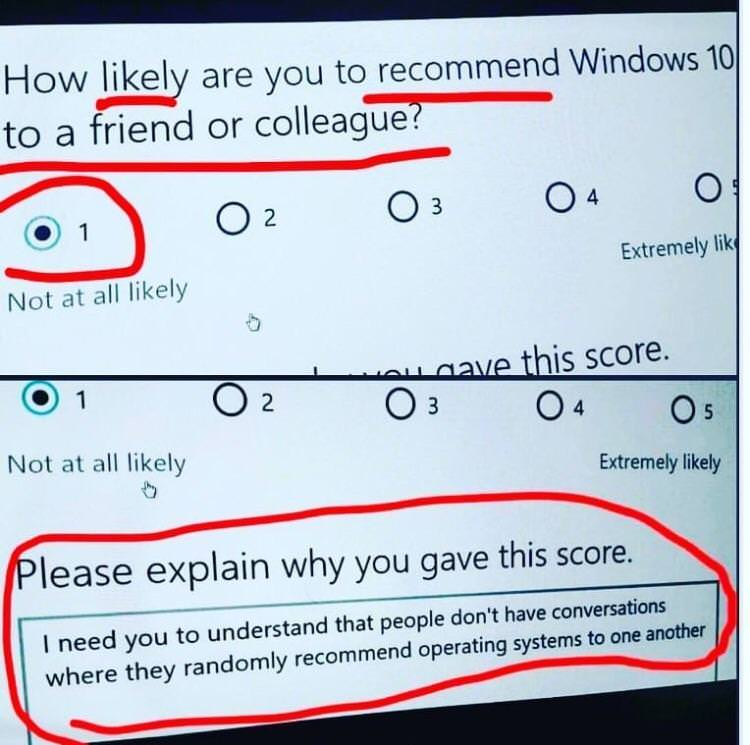 Recommend To A Friend Windows Know Your Meme