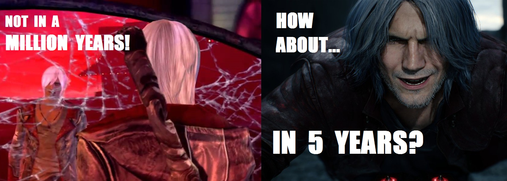 Devil May Cry Meme By Pituudmc01 On Deviantart