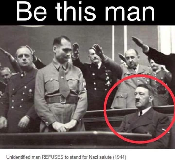 Gt Wearing A Wehrmacht Uniform Gt Captured Da Biggest Nazi Ayy