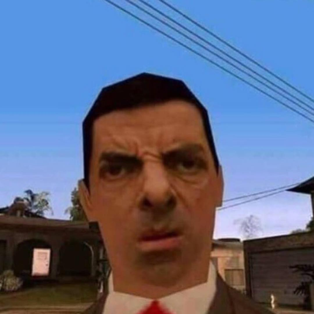 Mr Bean S New Holiday Grand Theft Auto Know Your Meme