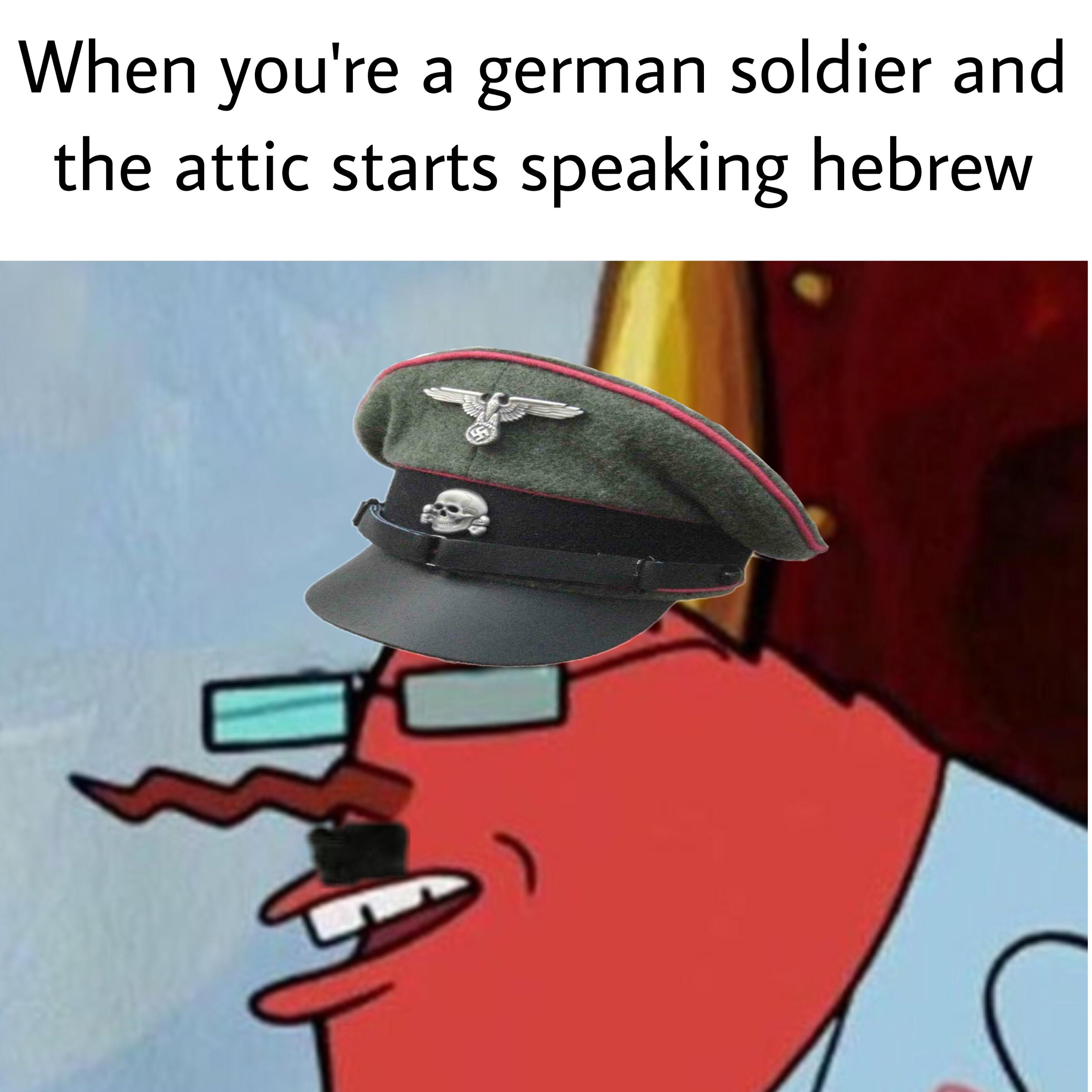 When A German Soldier Seen A Sherman Ww2memes