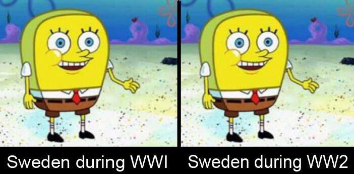 True Neutral Increasingly Buff Spongebob Know Your Meme