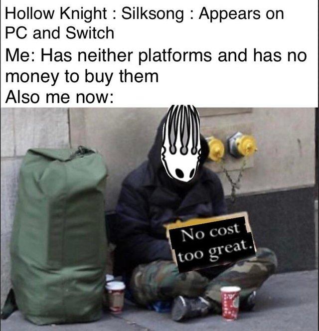 Git Gud Knight Hollow Night Hollow