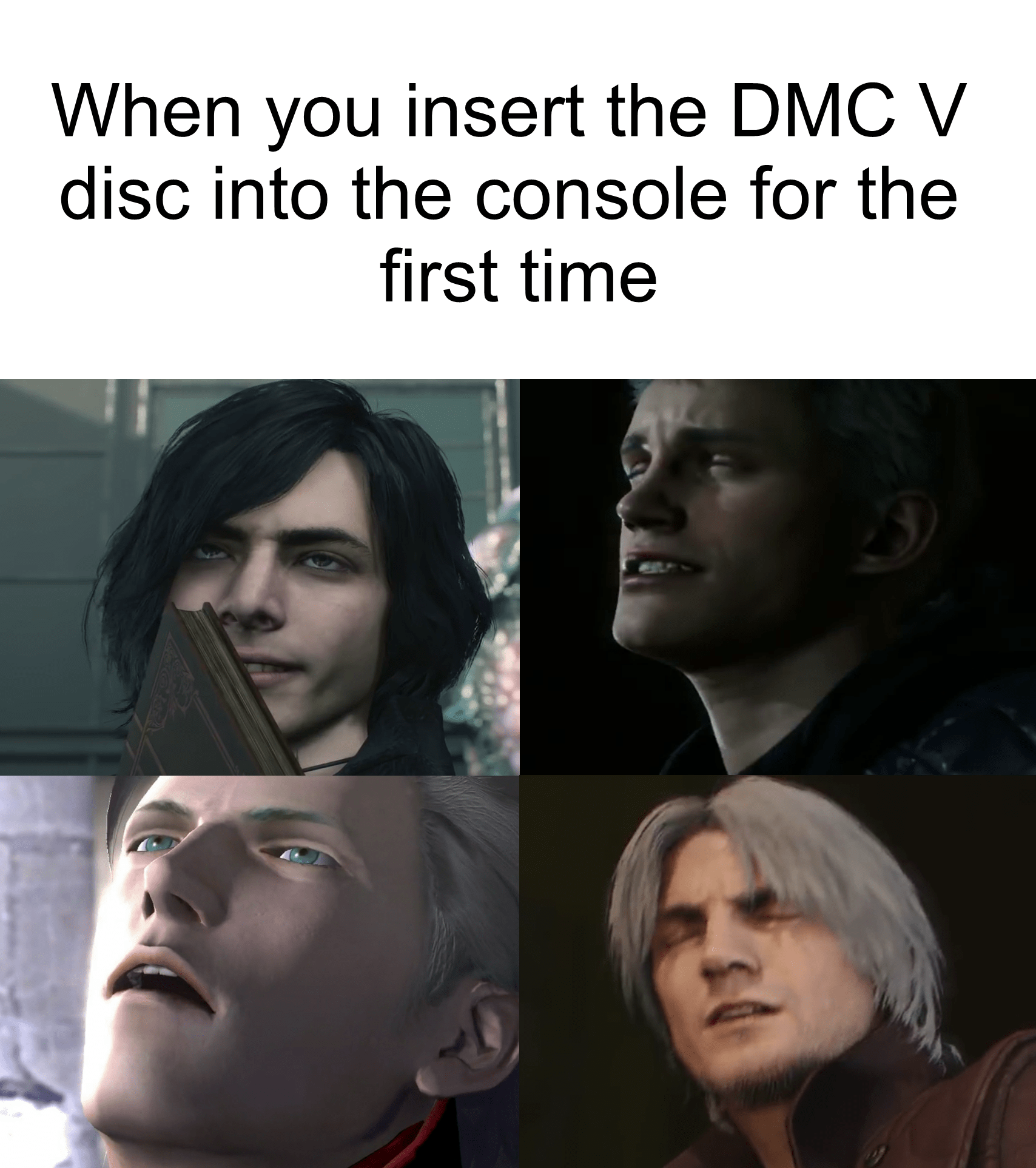 25 Best Memes About Dmc Devil May Cry Dmc Devil May Cry Memes