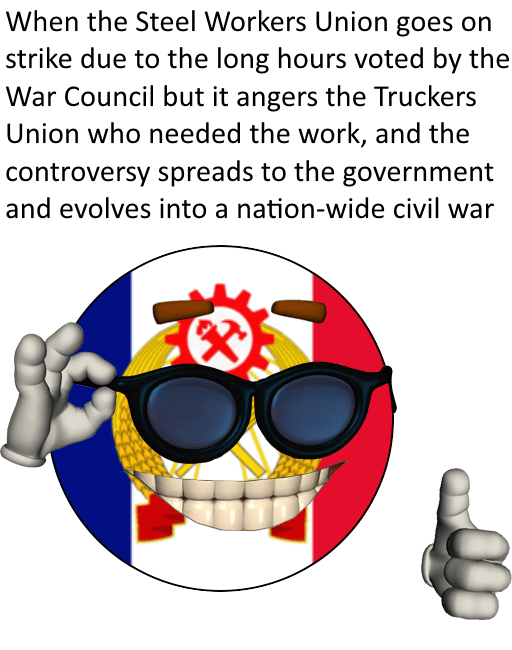 Syndicalism Is A Completely Viable Economic System Kaiserreich