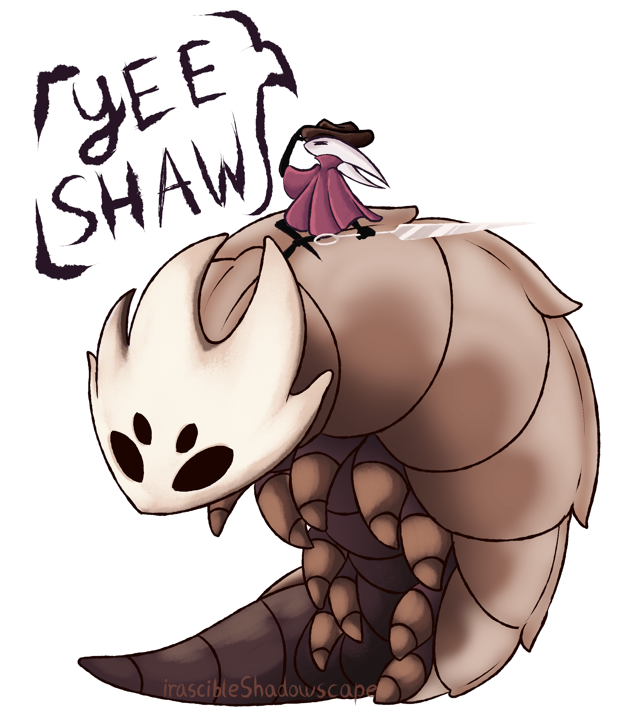 Pretty Hyped About The Next Installment Hollow Knight Silksong