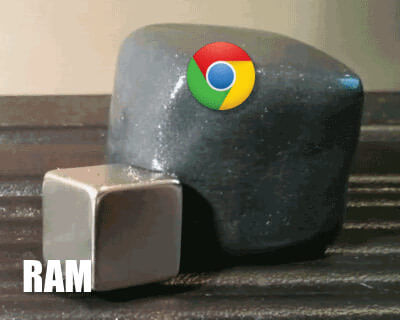 Chrome Seriously I Never Understood All The Memes About Google