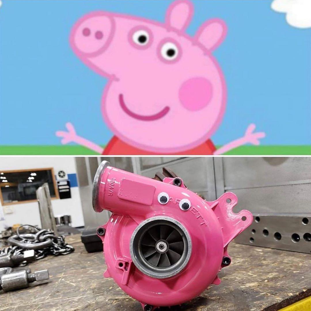 Peppa Pig Turbo R Pareidolia Pareidolia Know Your Meme