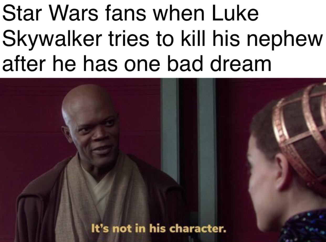 Obi Wan Was Right You Have Changed R Prequelmemes Prequel