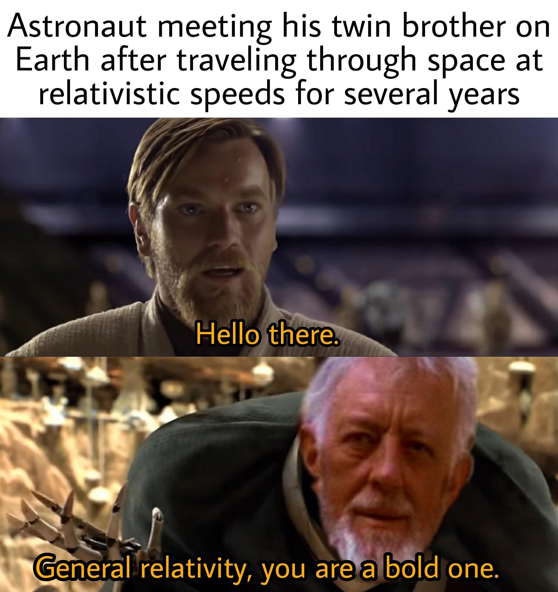 Obi Wan Kenobi Now That S A Name I Haven T Heard In A Long Time