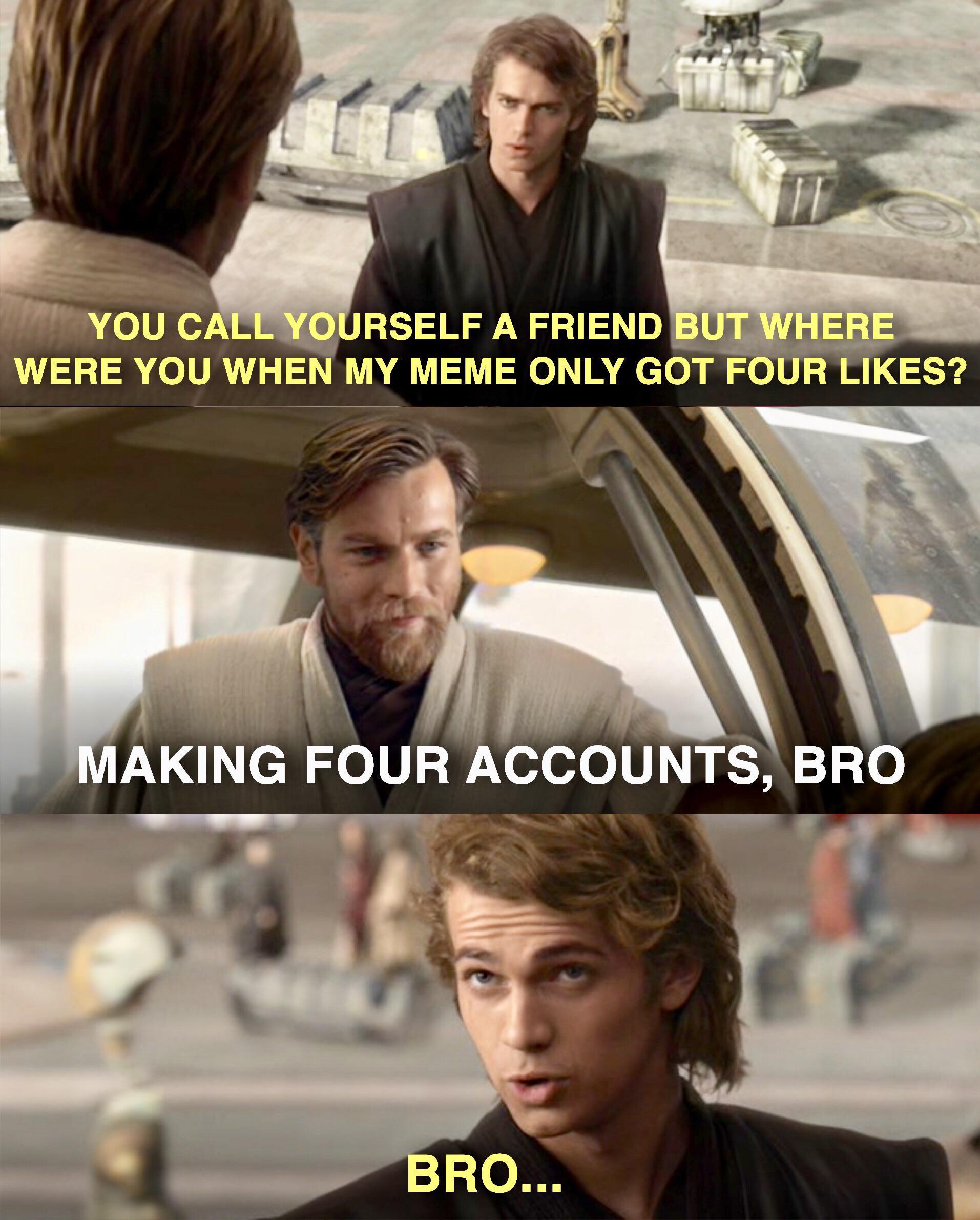 That Is So Obi Wan R Prequelmemes Prequel Memes Know Your Meme