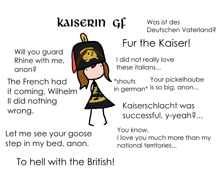 German Gf Ideal Gf Know Your Meme