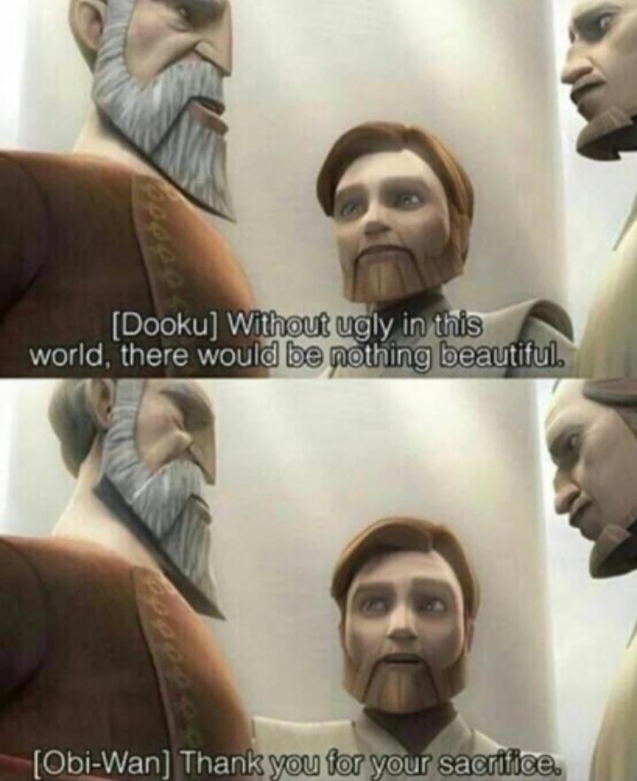 Obi Wan The Savage R Prequelmemes Prequel Memes Know Your Meme