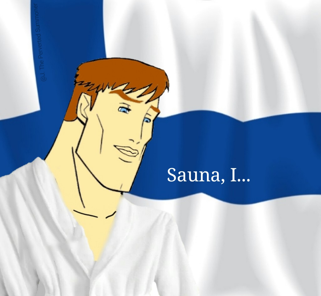 Handsome Finnish Handsome Face Know Your Meme