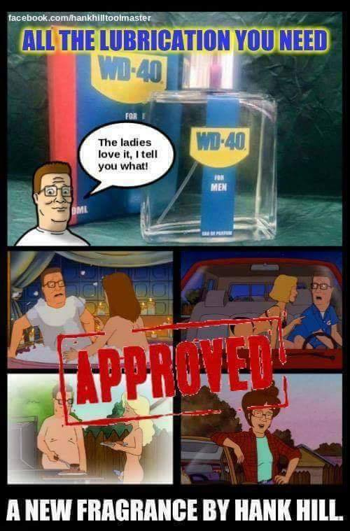 Hank Hill Approved King Of The Hill Know Your Meme